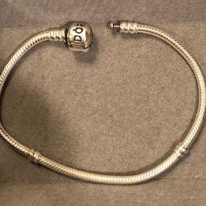 "Pandora Classic Bracelet 7.5"""